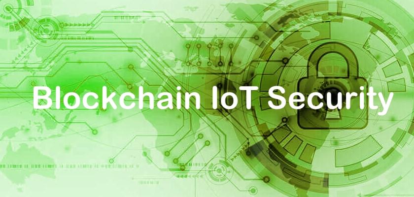 Blockchain-IoT-Security
