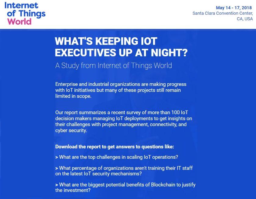IoT study