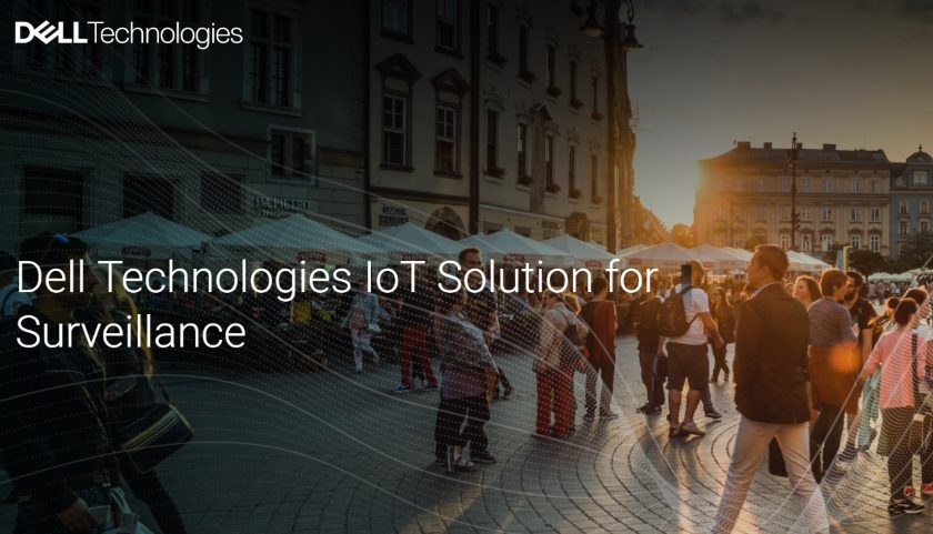 Dell Technologies IoT Solution for Surveillance