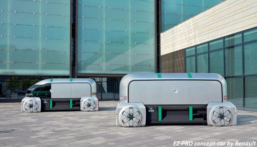 EZ-PRO concept-car