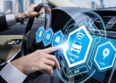 processor for driverless vehicles