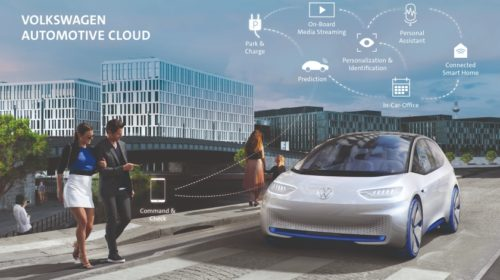 Volkswagen will build its connected car tech on Microsoft's Azure cloud platform