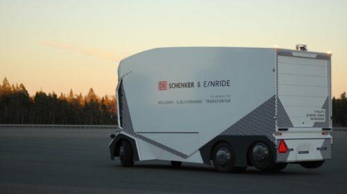Ericsson, Einride, Telia connecting self-driving trucks with 5G