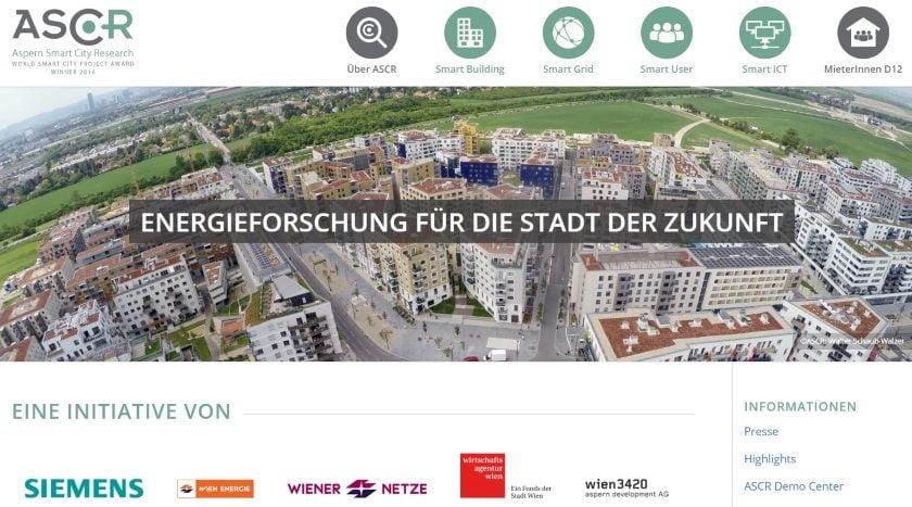 Aspern Smart City Research