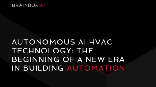 BrainBox AI claims to launch first AI technology for autonomous buildings