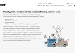 Grid Wide Utility Services Intelligent Energy platform
