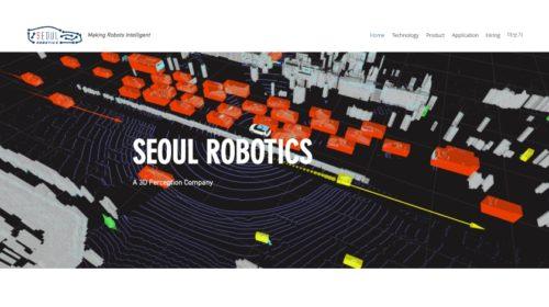 Seoul Robotics releases SENSR, smart 3D perception software platform for all LiDAR sensors