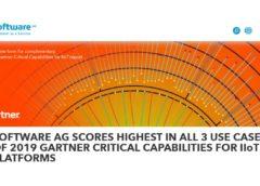Software AG received highest use case scores