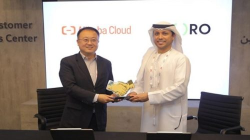 Dewa inks deal with Alibaba for blockchain, IoT