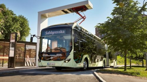 Gothenburg boosts sustainable public transport push with e-bus roll-out