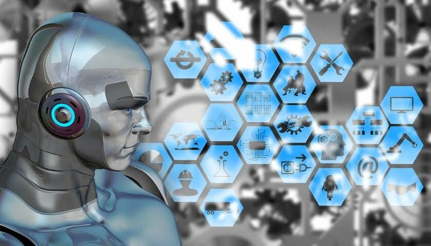 IIoT industry robots