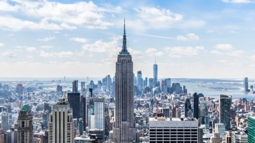New York state to select five smart city testbeds