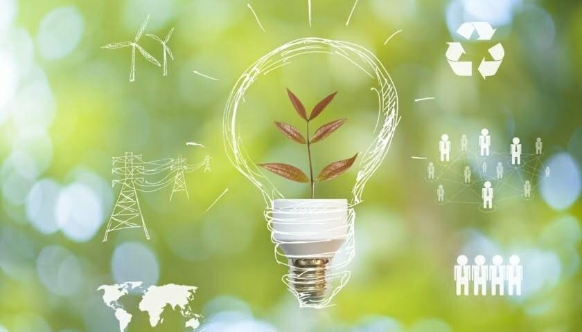 green energy smart city