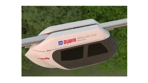 Dubai strikes deal for 'sky pod' transit system