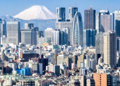Japan smart city