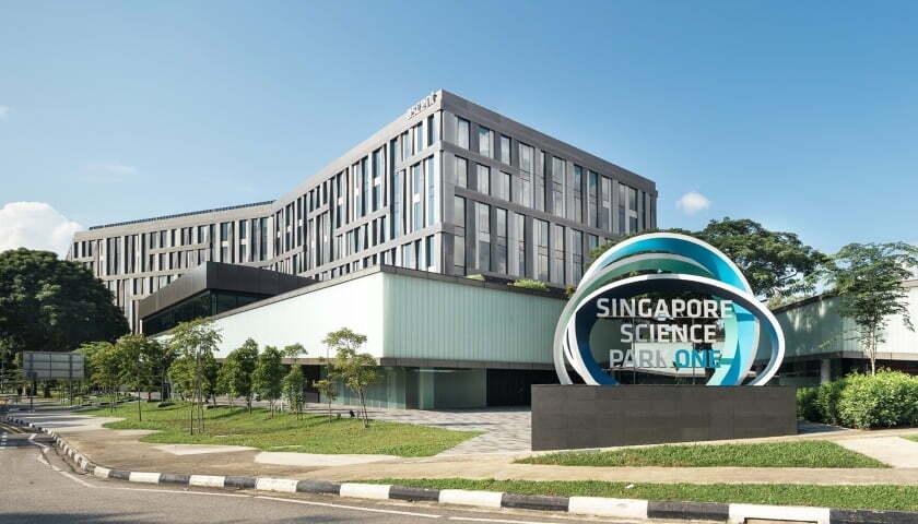 Singapore Science Park