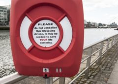 Smart Dublin chooses IoT solution to curb ring buoy theft