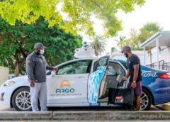 hybrid self-driving test vehicles