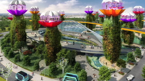 Partnership announced to co-create Bleutech Park smart city vision