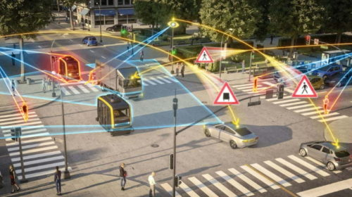 Iteris and Continental team to explore intelligent infrastructure