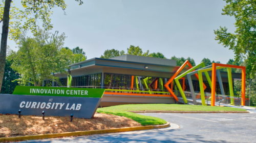 Peachtree Corners deploys cellular vehicle-to-everything technology