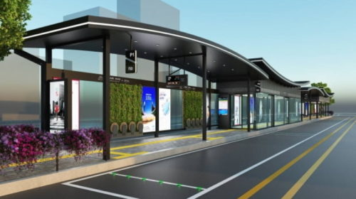 Seoul begins roll-out of smart bus shelters