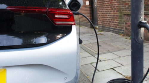 Shell announces plans to deploy 50,000 EV charge points across UK