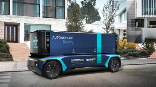 Tech companies to develop autonomous, multi-purpose electric vehicle